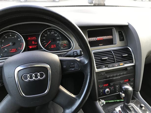 2007 Audi Q7  - Neg