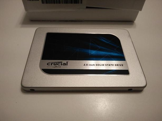 Like New 1TB Crucial SSD internal hard drive Victoria City