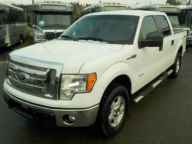 2011 Ford F-150 XLT SuperCrew Short Box 4WD Ecoboost