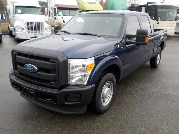 2012 Ford F-250 SD XL Crew Cab Regular Box 2WD