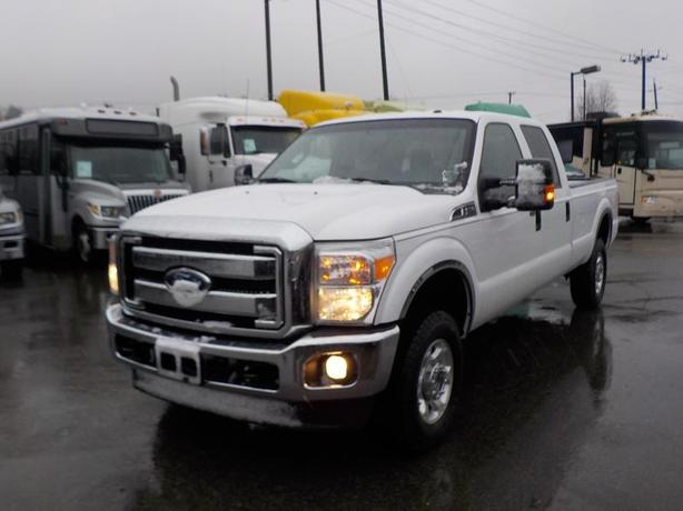 2016 Ford F-350 SD XLT Crew Cab Long Box 4WD