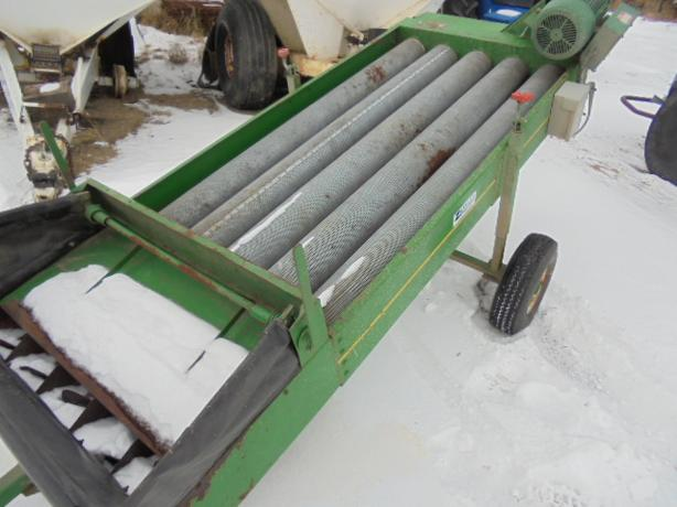 kwik kleen grain cleaner