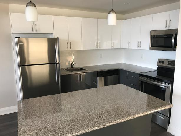 Beautiful and Renovated Two Bedroom Unit For Rent