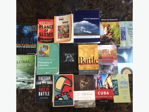 Textbooks (Vancouver)