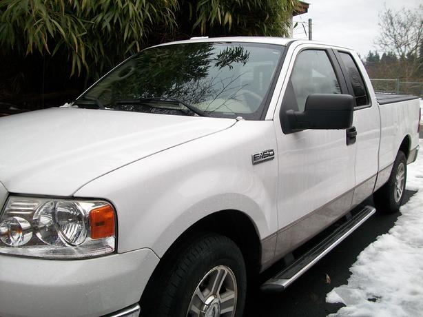 2005 Ford F150 XLT