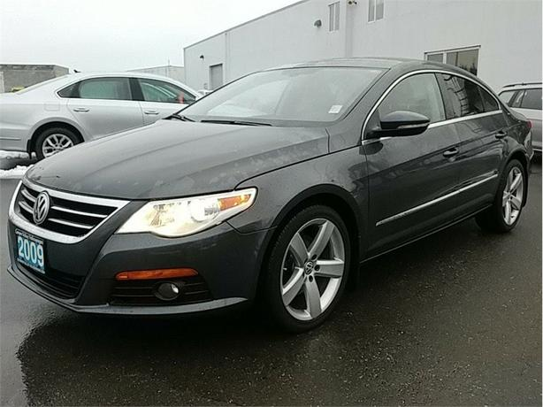 2009 Volkswagen Passat CC 2.0T LOCAL CAR ! Turbo Motor !