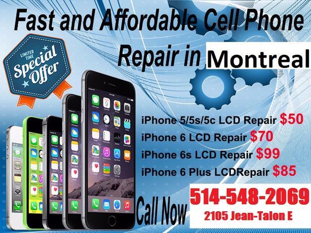 reparation repair cellulaire iphone 5 6 6s 7 ipad air mini 1 2 3 4 ecran vitre