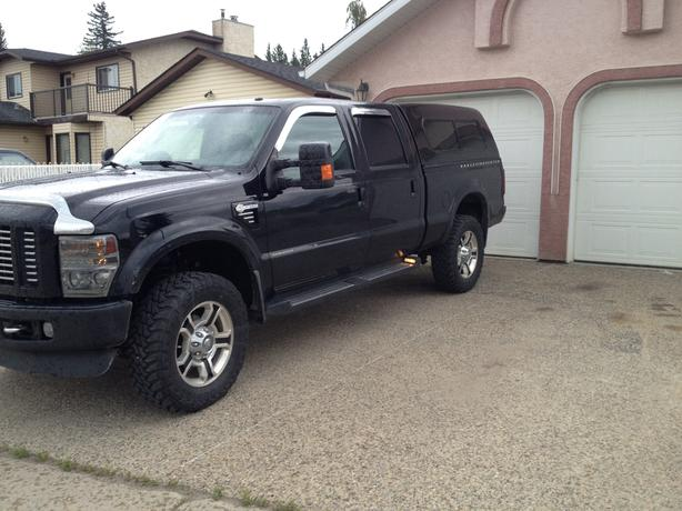 2010 F350 Harley Ford with NEW Engine
