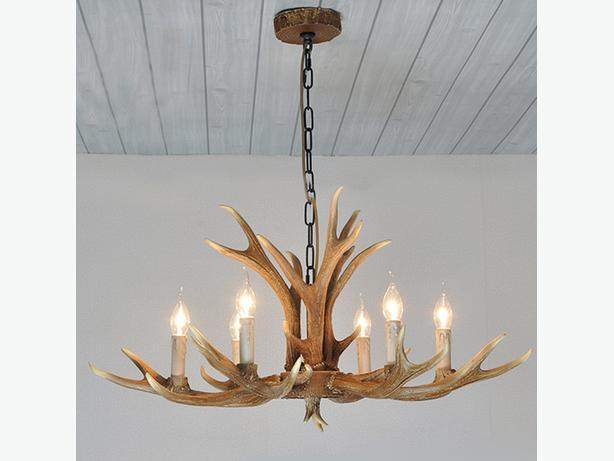 Brand new resin deer antler chandelier west shore langfordcolwood brand new resin deer antler chandelier aloadofball Choice Image