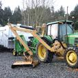 John Deere Tractor 7130 w/mower attachments