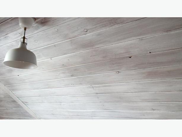 NEW AND LOCAL: Rustic Shiplap Paneling and Ceiling  – Duncan, BC