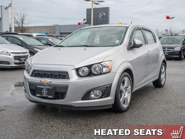 2015 Chevrolet Sonic 1LT Hatchback **6 MONTH ON STAR***REMOTE START***
