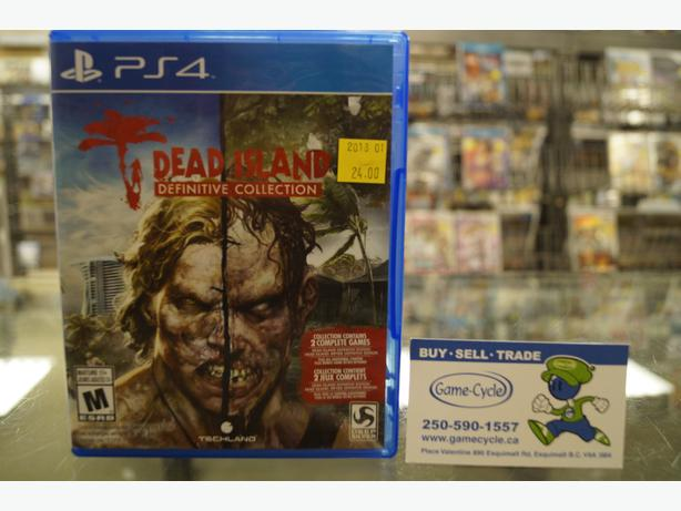 Dead Island Definitive Edition for PS4 Available @ Game Cycle