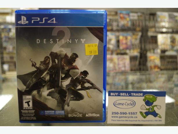 Destiny 2 for PS4 Available @ Game Cycle