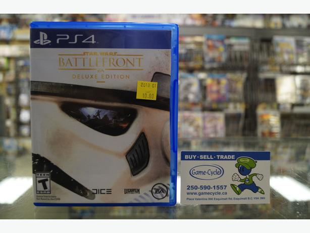 Star Wars Battlefront for PS4 Available @ Game Cycle