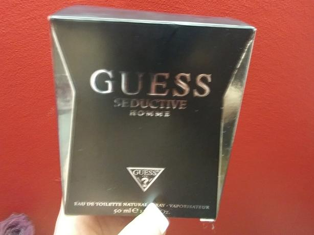 Guess seductive mens