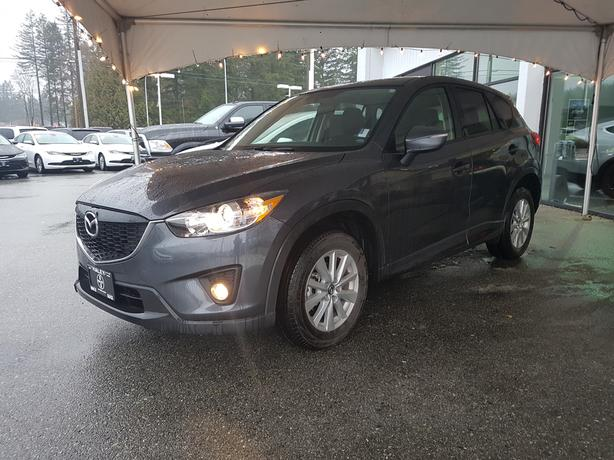 2015 Mazda CX5 GS FWD AUTO SUNROOF