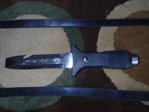 Wenoka Dive knive Chisel style