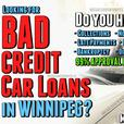🚗. Good bad and no credit car loans Winnipeg 🚗. | ✅. 99% approval rate