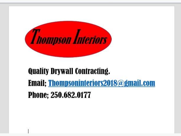 Thompson Interiors