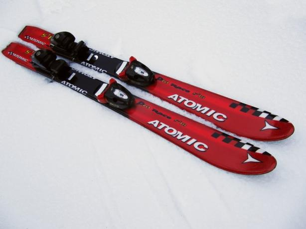 100cm Skis ~ Atomic Pro Race