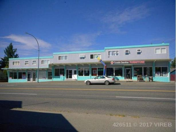 Prime Retail/Office Space for Lease in Port Alberni in busy commercial