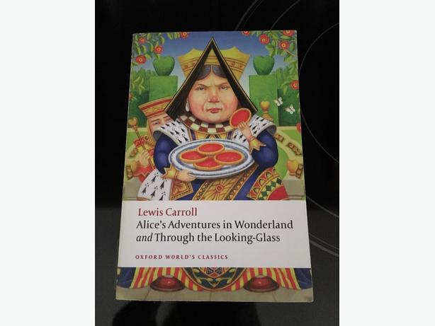 Alice's Adventures in Wonderland and Through the Looking-Glass by