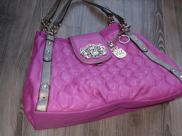 Kathy purse pink