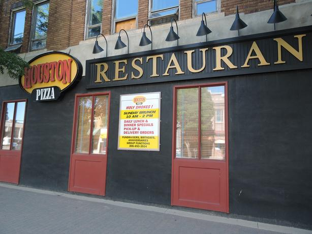 Houston Pizza Moose Jaw for sale - Business only