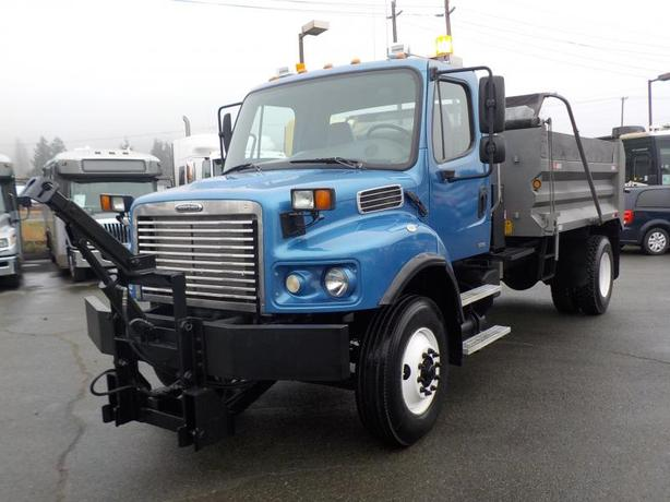 2006 Freightliner Business Class M2 Diesel Dump Truck with Air Brakes