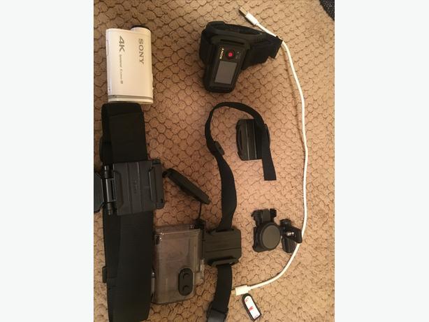 Sony Action Cam 4K V