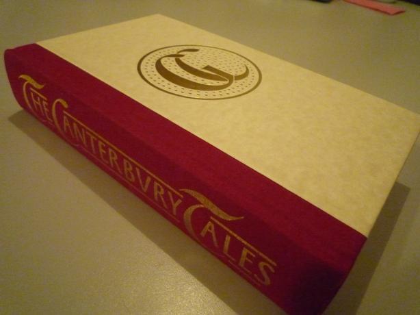 Folio Society-The Canerbury Tales