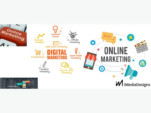 Digital Marketing Agency in Canada |  iMediaDesigns