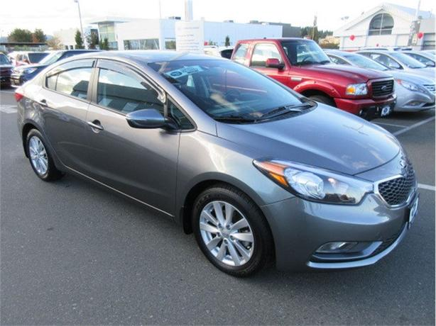 2015 Kia Forte LX+ Low kilometers Heated Seats