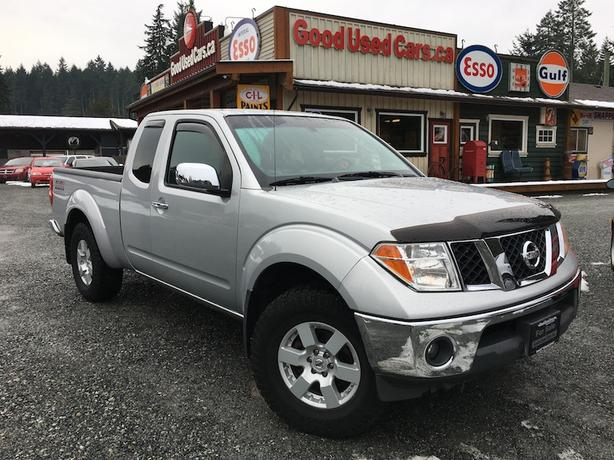 2006 Nissan Frontier - King Cab 4X4 Nismo Off Road Edition