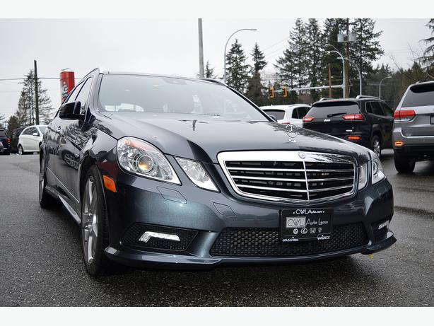 2011 Mercedes-Benz E-Class E350 Wagon 4MATIC 125th Anniv