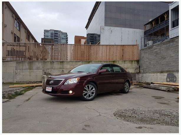 2008 Toyota Avalon Touring - 131KMS. - LEATHER