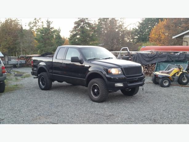 2004 f150 lariat extended cab
