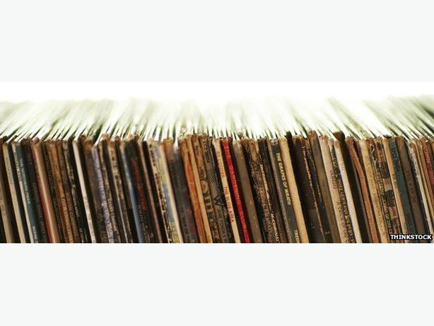 WANTED: Vinyl LP Record Collections