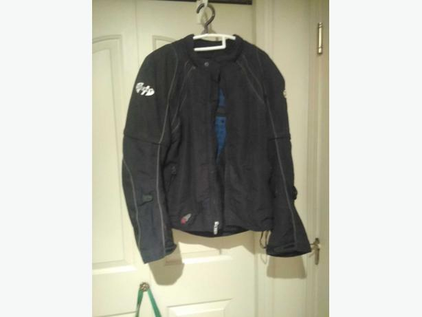 Motorcycle Jacket/Boots/Helmets
