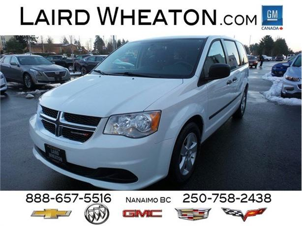 2016 Dodge Grand Caravan SXT Stow N Go