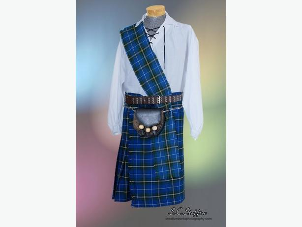 Robbie Burns Day is coming! Kilts for Rent