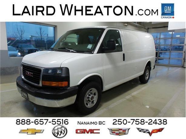 2016 GMC Savana Cargo Van Great Work Van