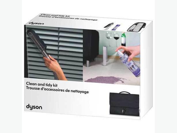 Genuine Dyson Clean and Tidy Vaccum Tool Set and Bag