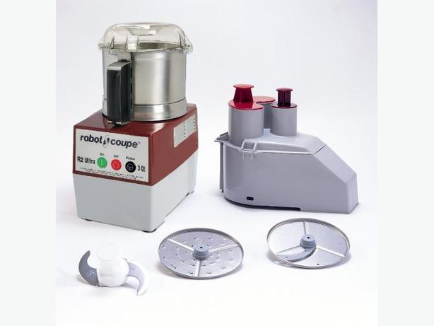 NEW ROBOT COUPE R2NS - FOOD PROCESSOR