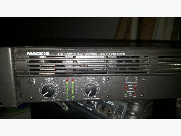 mackie m1400