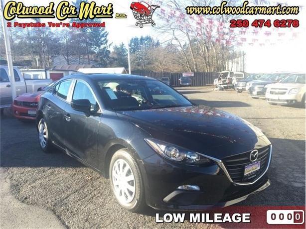 2015 Mazda Mazda3 Sport  - Bluetooth - Low Mileage