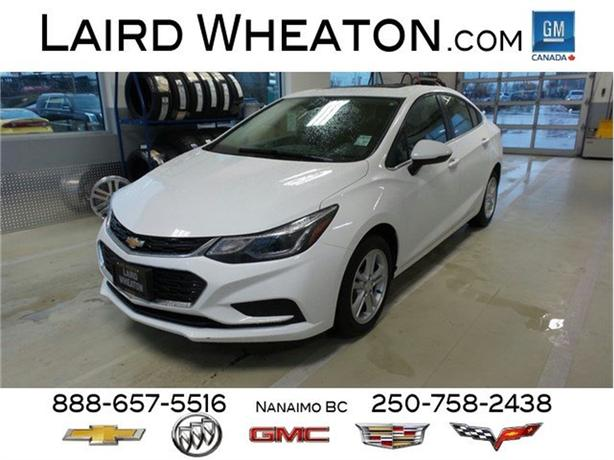 2017 Chevrolet Cruze LT Back-Up Camera, Bluetooth