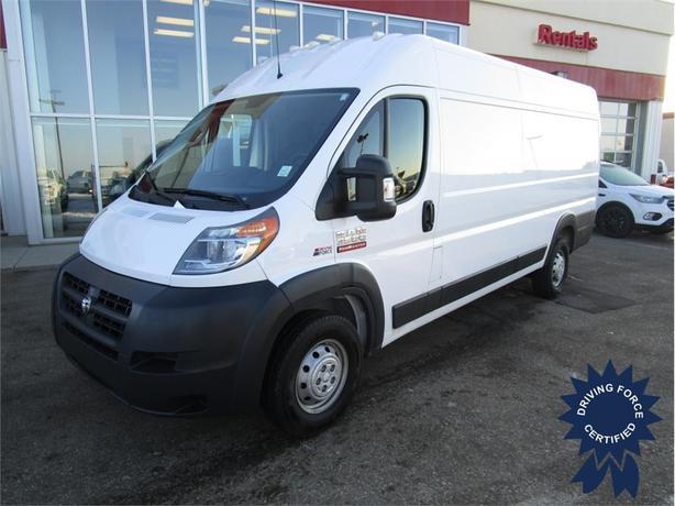 2017 Ram ProMaster Cargo Van
