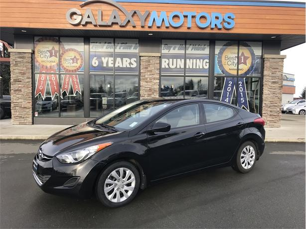 2013 Hyundai Elantra LIMITED - ACTIVE MODE, HEATED FRONT SEATS, BLUETOOTH